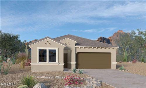 Photo of 4619 W BASIL Avenue, Coolidge, AZ 85128 (MLS # 6203981)