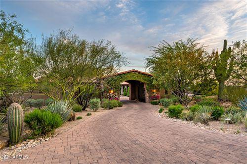 Photo of 8493 E OLD FIELD Road, Scottsdale, AZ 85266 (MLS # 6221981)