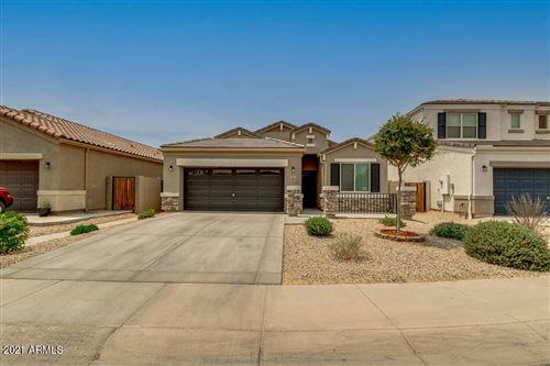 Photo of 41930 W RAMONA Street, Maricopa, AZ 85138 (MLS # 6250981)
