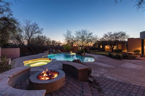 Photo of 5853 E AGAVE Place, Carefree, AZ 85377 (MLS # 6030982)