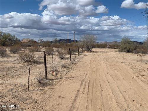 Tiny photo for 0 S Sage and Barnes Lot 3 Road, Maricopa, AZ 85139 (MLS # 6256982)