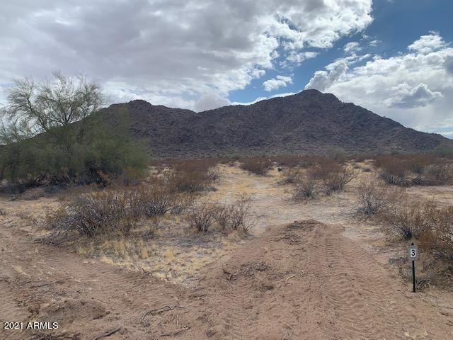 Photo for 0 S Sage and Barnes Lot 3 Road, Maricopa, AZ 85139 (MLS # 6256982)