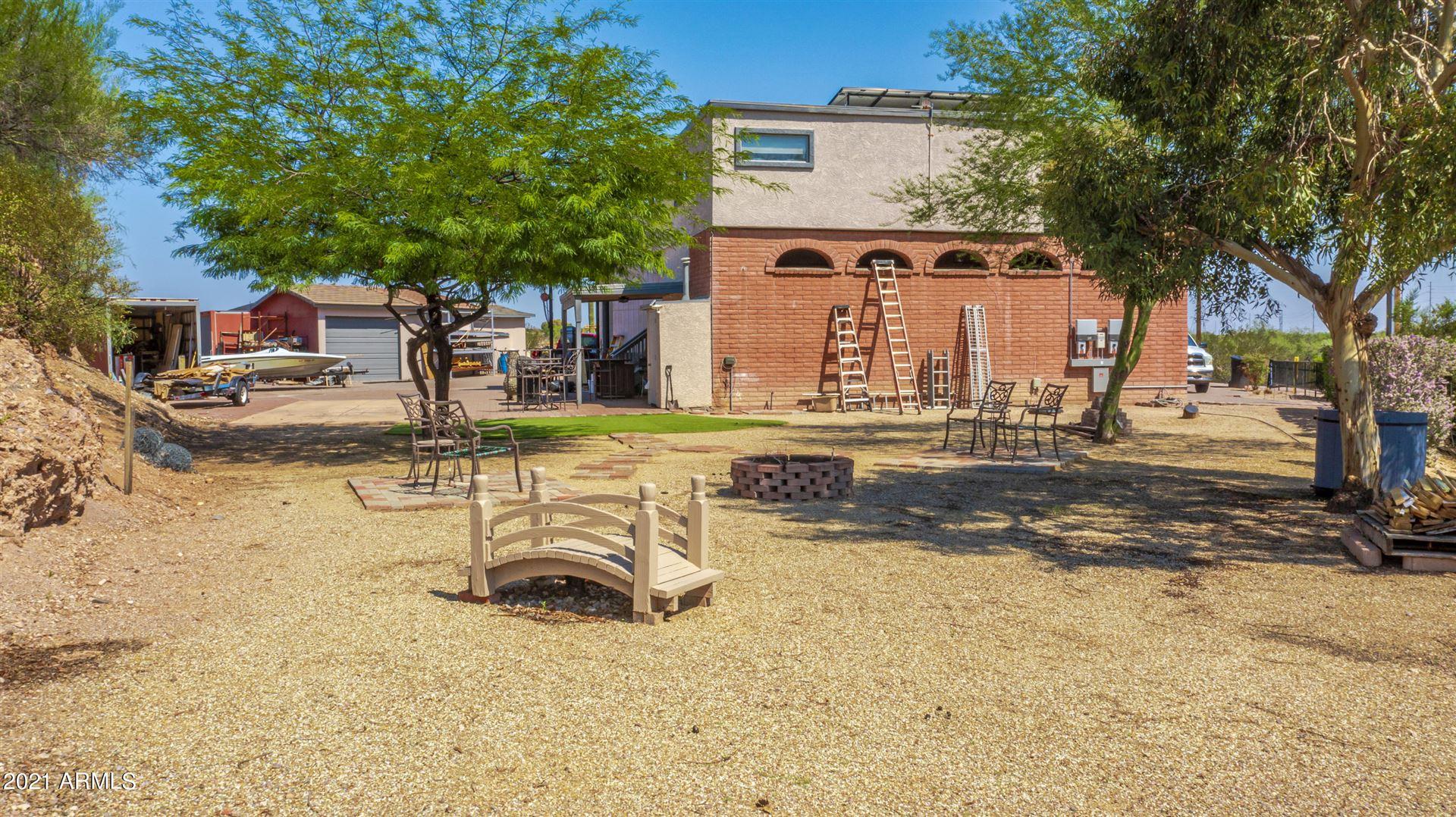 Photo of 42839 NW GRAND Avenue, Morristown, AZ 85342 (MLS # 6277982)
