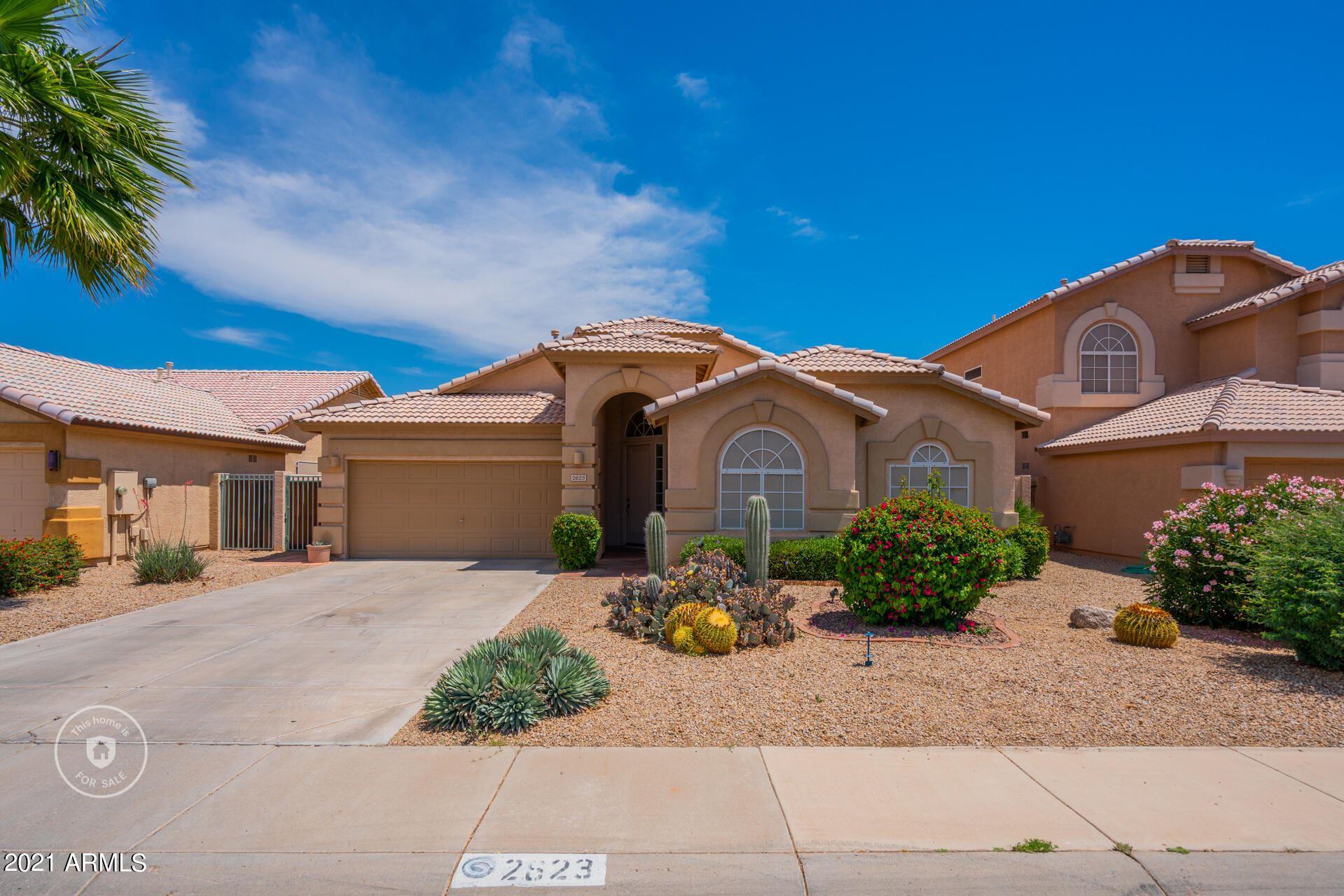 Photo of 2623 N 137TH Avenue, Goodyear, AZ 85395 (MLS # 6231983)