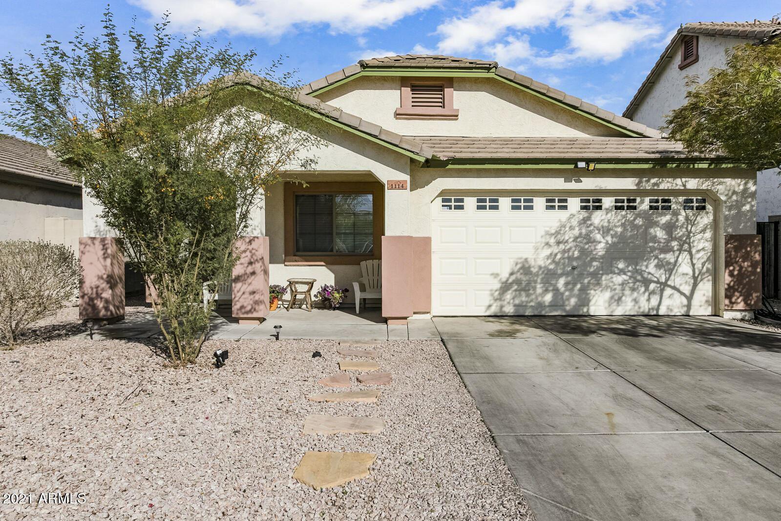 1114 E FRAKTUR Road, Phoenix, AZ 85040 - MLS#: 6179984