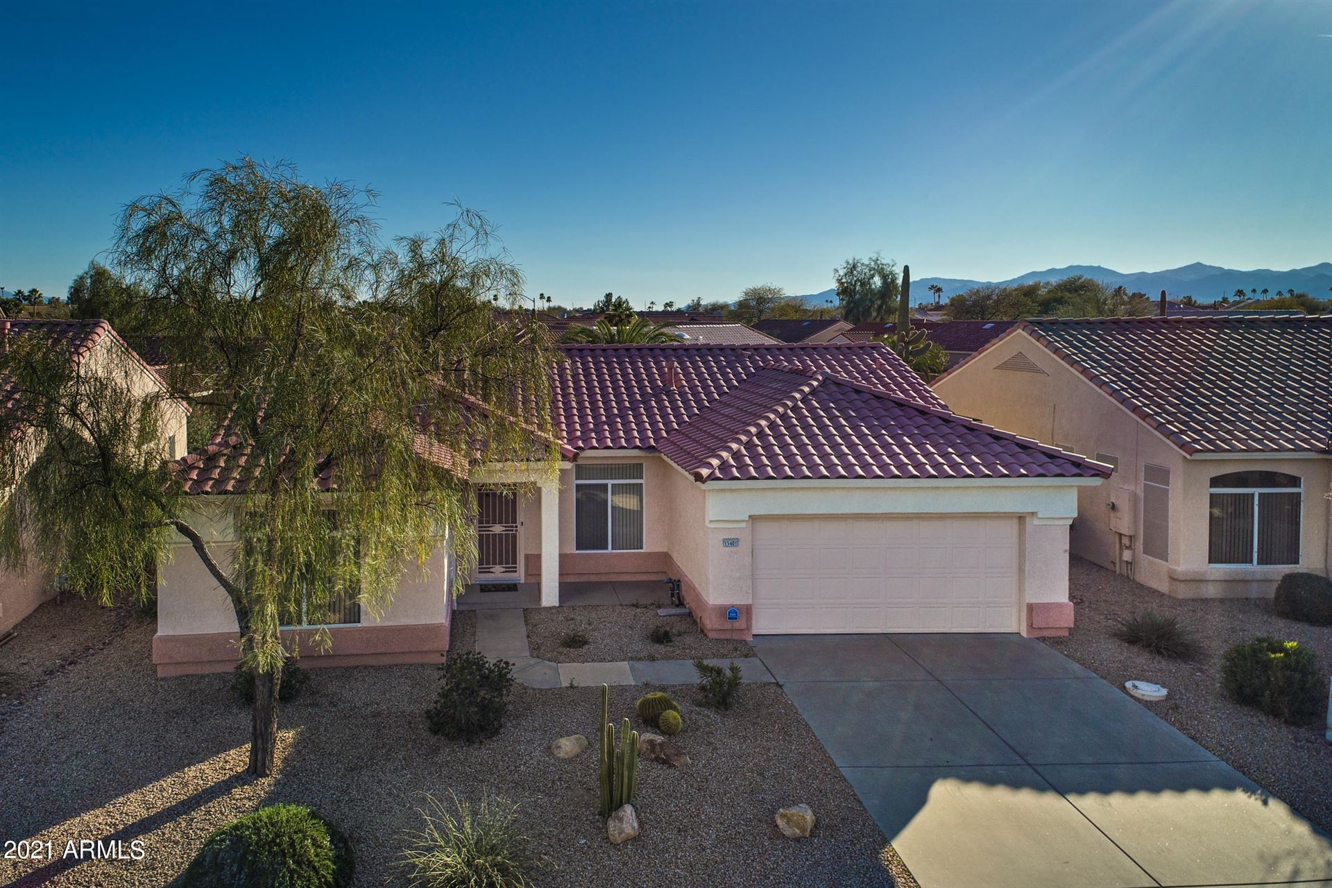 Photo of 15401 W ARZON Way, Sun City West, AZ 85375 (MLS # 6199984)
