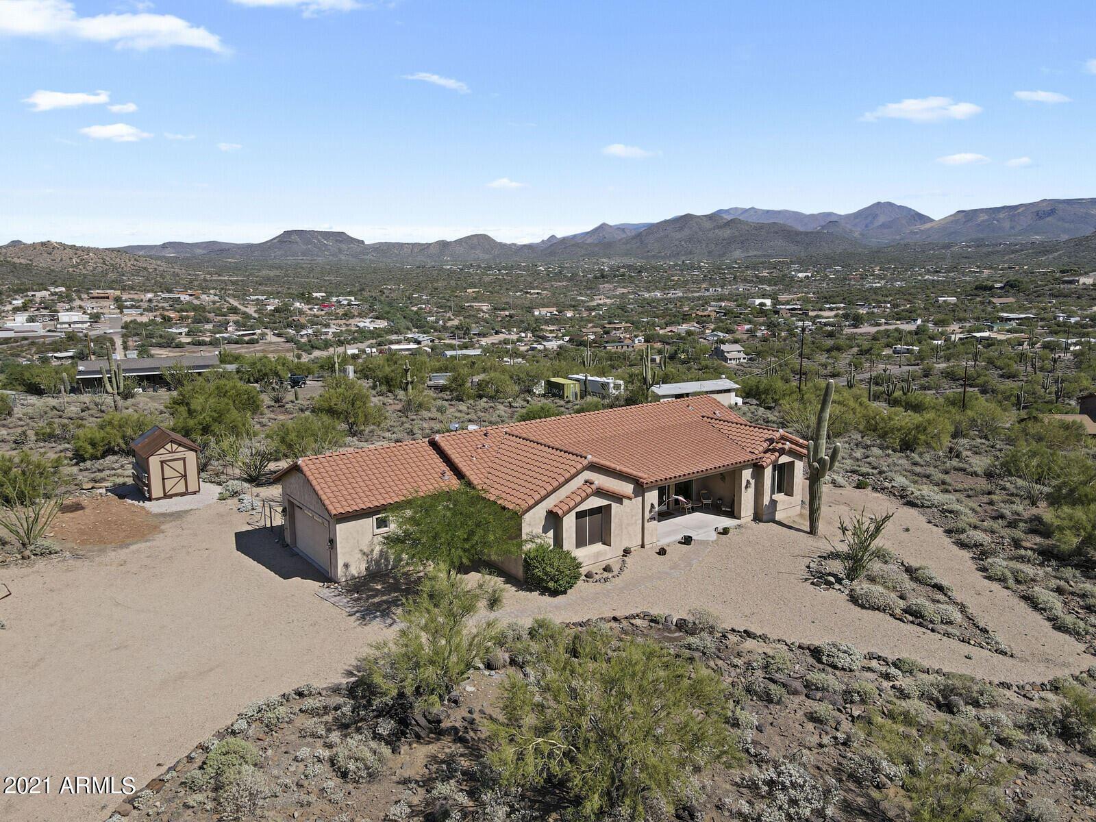 Photo of 3118 W WANDER Road W, New River, AZ 85087 (MLS # 6300984)