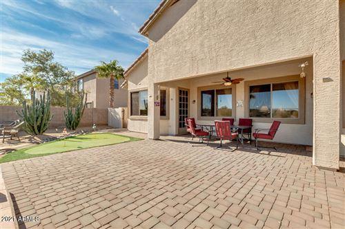 Tiny photo for 22391 N MULLIGAN Drive, Maricopa, AZ 85138 (MLS # 6178985)