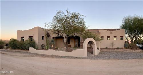 Photo of 14703 E HORNED OWL Trail, Scottsdale, AZ 85262 (MLS # 6181985)