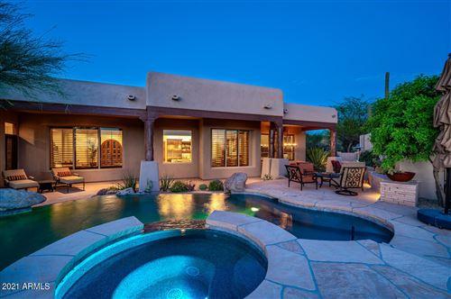 Photo of 10423 E WHITE FEATHER Lane, Scottsdale, AZ 85262 (MLS # 6218985)