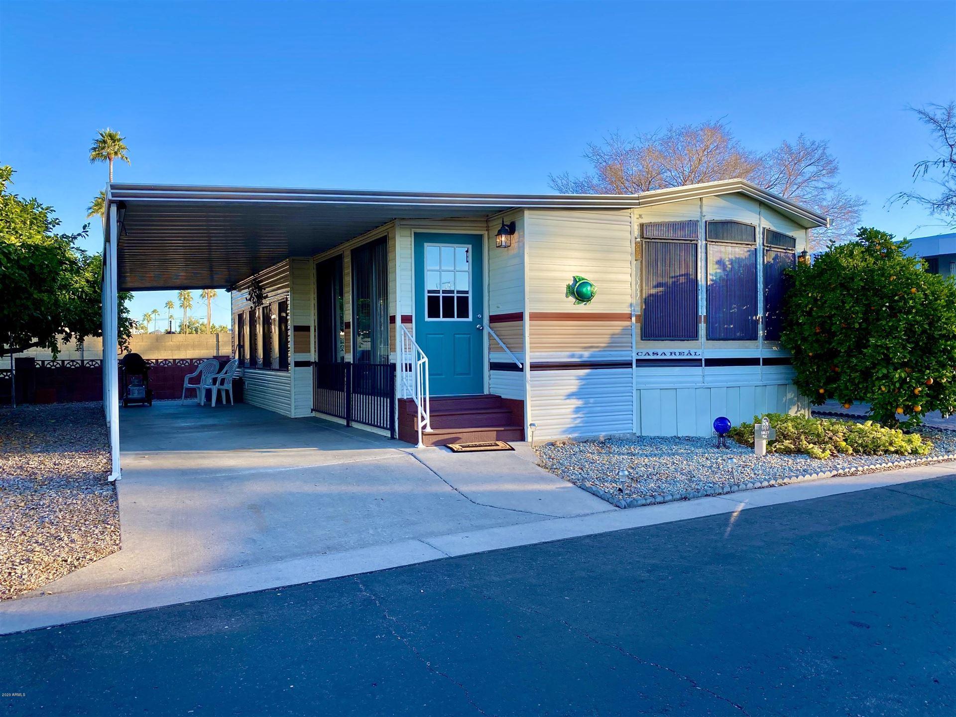 7750 E BROADWAY Road #669, Mesa, AZ 85208 - MLS#: 6040986