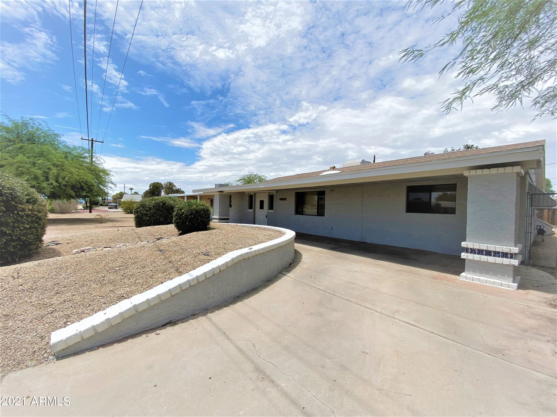 Photo of 11424 N 111TH Avenue, Youngtown, AZ 85363 (MLS # 6261986)
