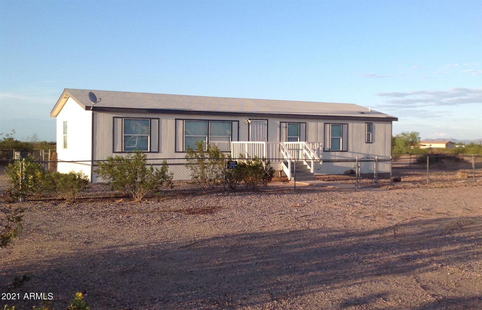 Photo for 48822 W CENTURY Road, Maricopa, AZ 85139 (MLS # 6278986)