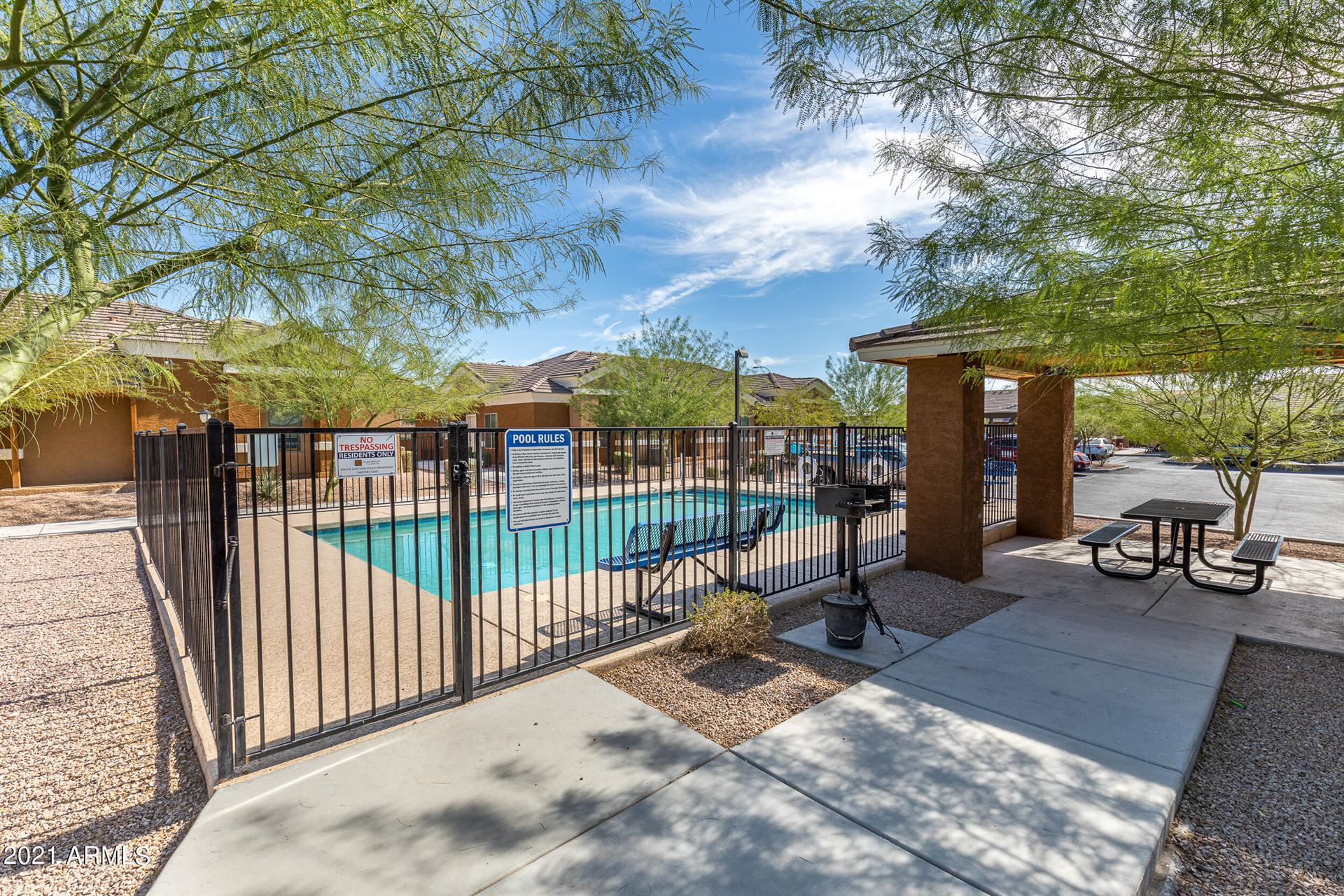 Photo of 854 S SAN MARCOS Drive #C4, Apache Junction, AZ 85120 (MLS # 6292987)