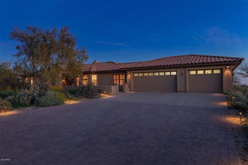 Photo of 7853 E MARY SHARON Drive, Scottsdale, AZ 85266 (MLS # 6118988)
