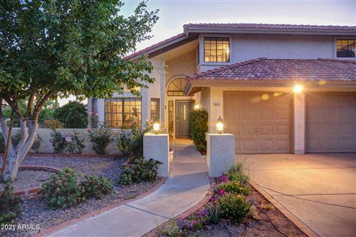 Photo of 826 N ALVARO Circle, Mesa, AZ 85205 (MLS # 6233988)