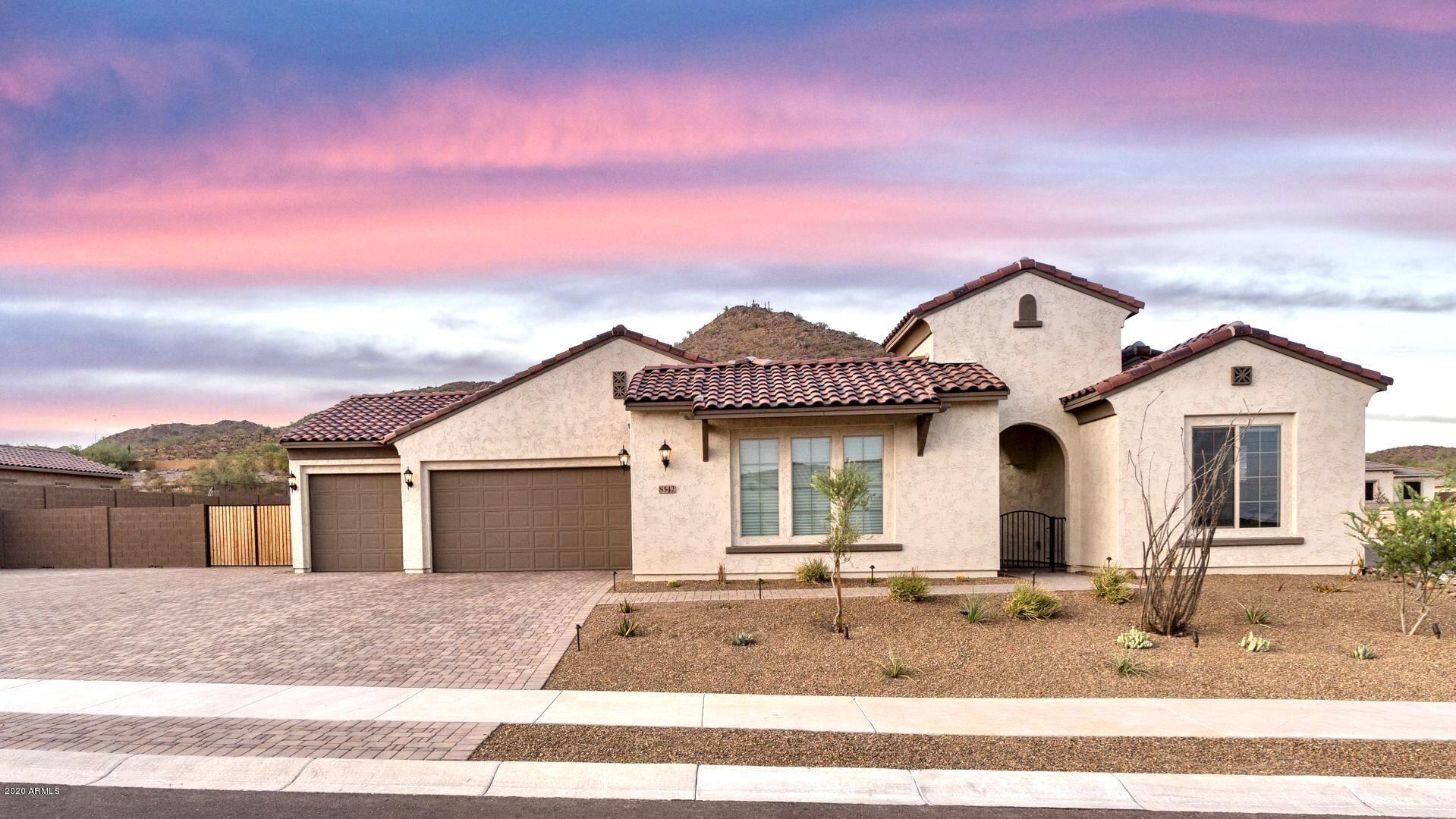 8542 W ARTEMISA Avenue, Peoria, AZ 85383 - #: 6130988