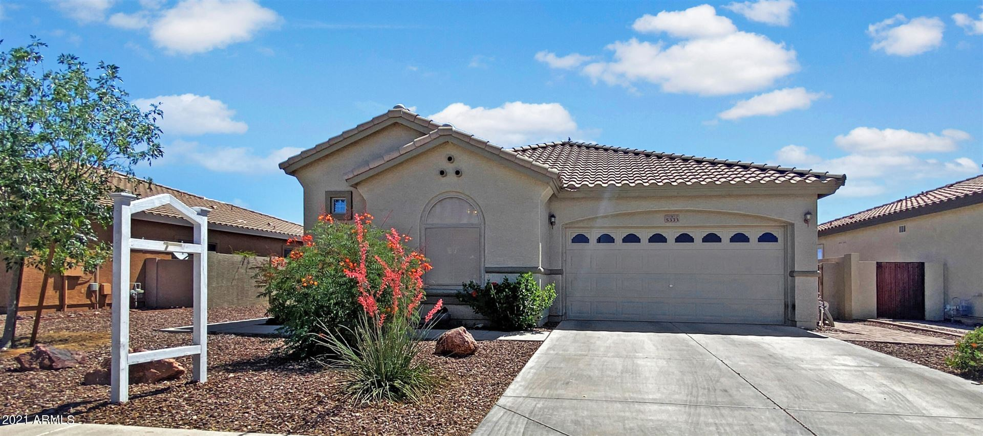 Photo of 5333 N 191ST Drive, Litchfield Park, AZ 85340 (MLS # 6229988)