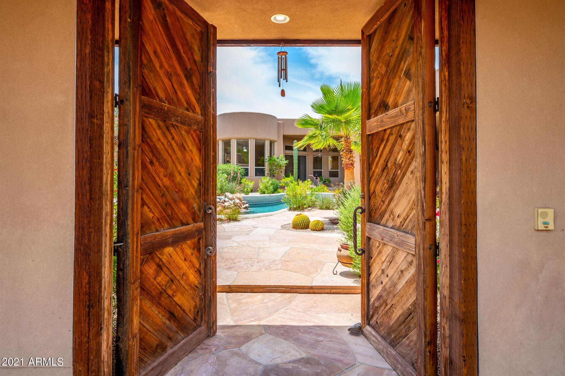Photo of 6035 E LOS REALES Drive, Carefree, AZ 85377 (MLS # 6238988)