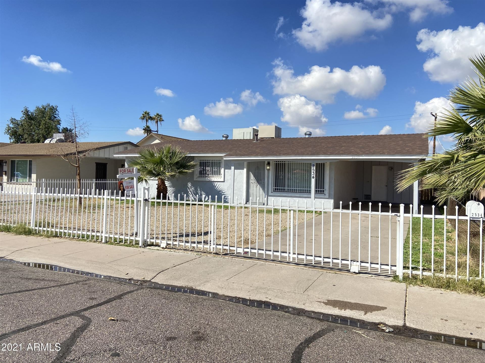 2534 N 48TH Drive, Phoenix, AZ 85035 - MLS#: 6187989