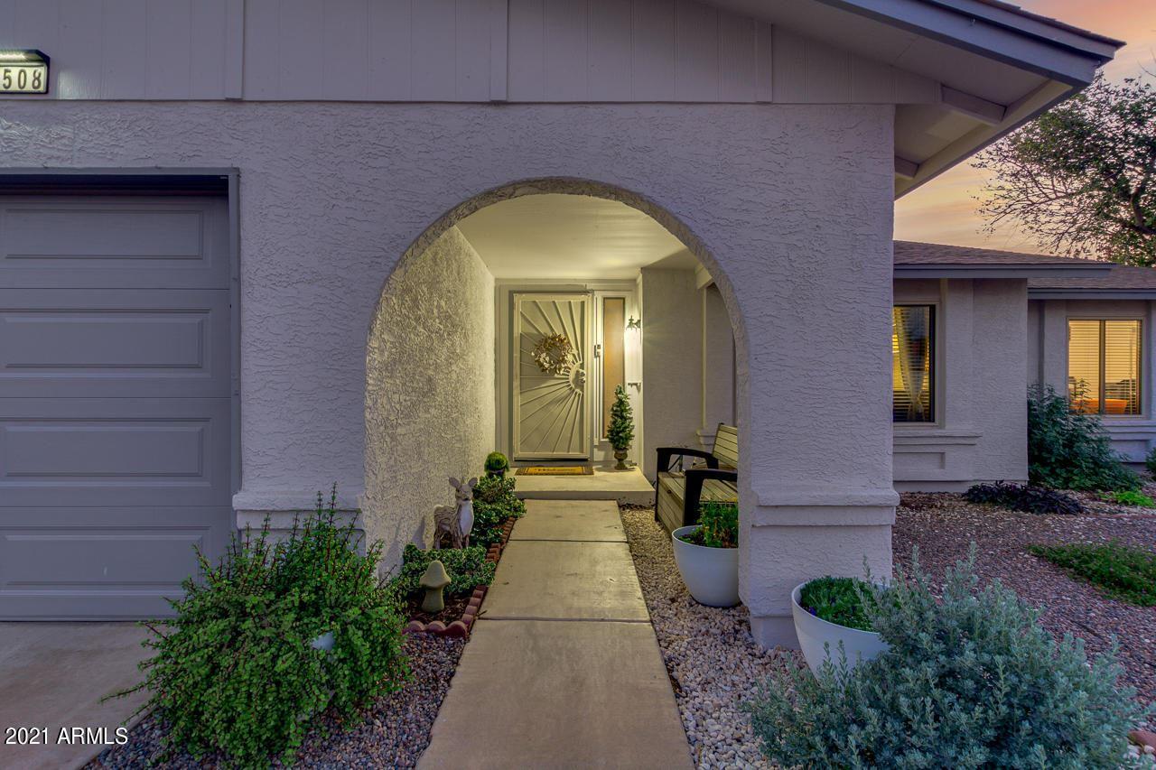 Photo of 1508 N IOWA Street, Chandler, AZ 85225 (MLS # 6228990)