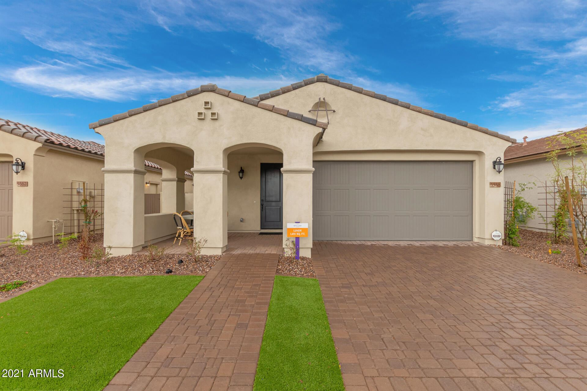 Photo of 5558 S ARCHER --, Mesa, AZ 85212 (MLS # 6295990)