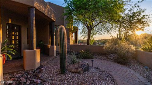 Photo of 5463 E BUTTE CANYON Drive, Cave Creek, AZ 85331 (MLS # 6232992)