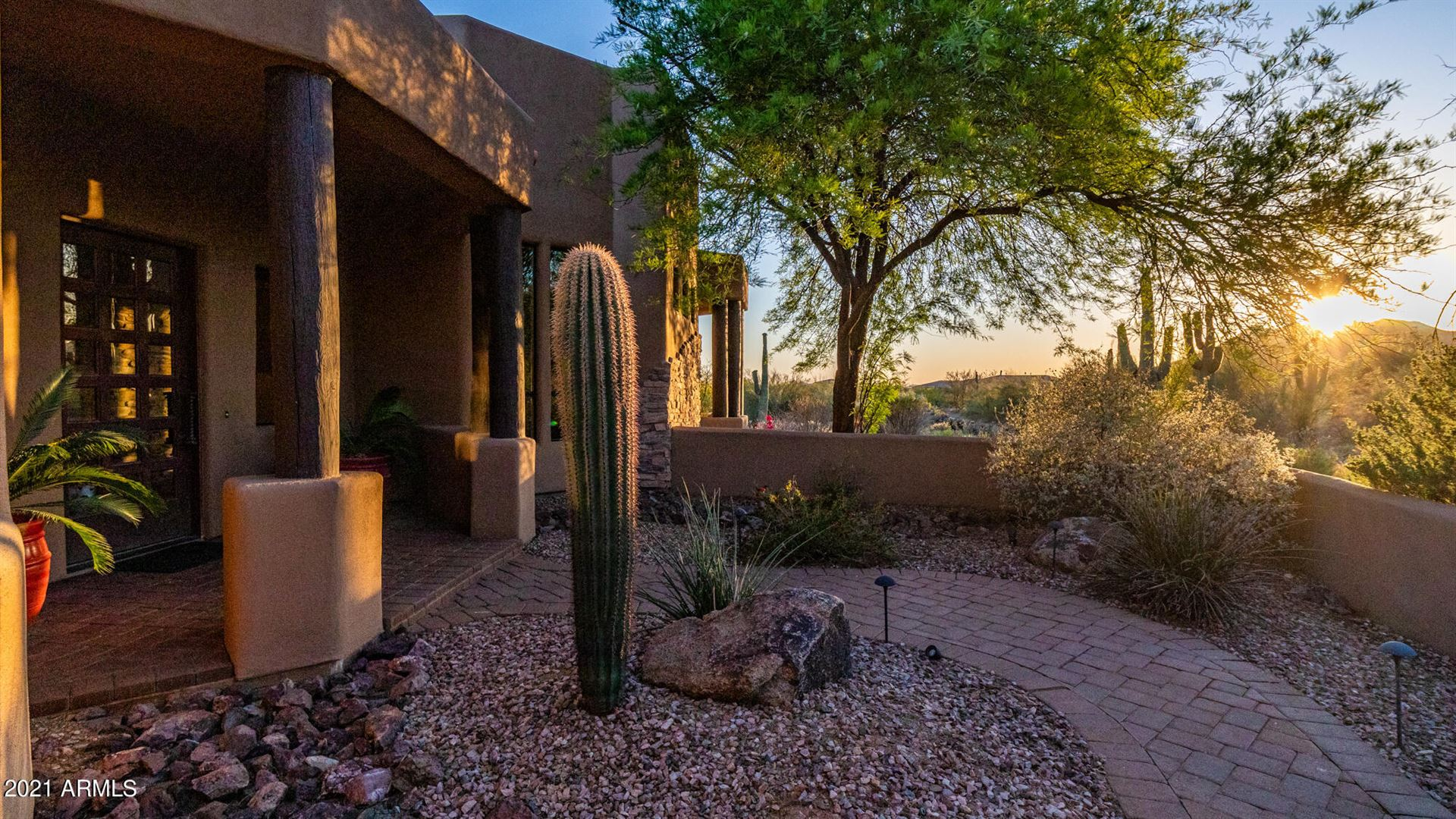 Photo of 5463 E BUTTE CANYON Drive, Cave Creek, AZ 85331 (MLS # 6232992)