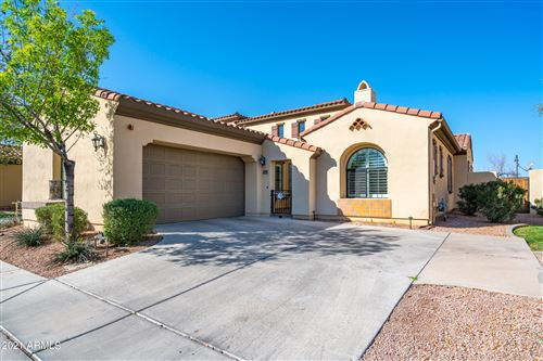 Photo of 4700 S FULTON RANCH Boulevard #34, Chandler, AZ 85248 (MLS # 6199993)