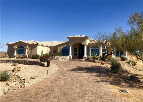 Photo of 9446 E RIMROCK Drive, Scottsdale, AZ 85255 (MLS # 6217993)