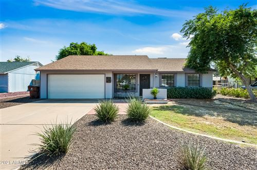 Photo of 6803 W JENAN Drive, Peoria, AZ 85345 (MLS # 6294993)