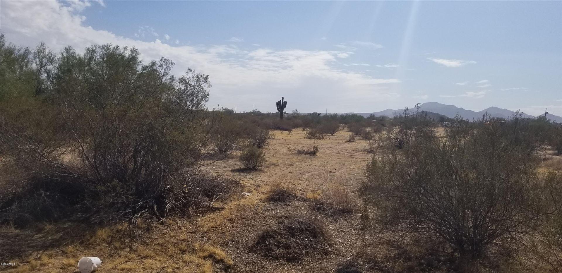 Photo for 0 W Whirly Bird Dr Road, Maricopa, AZ 85139 (MLS # 6228993)