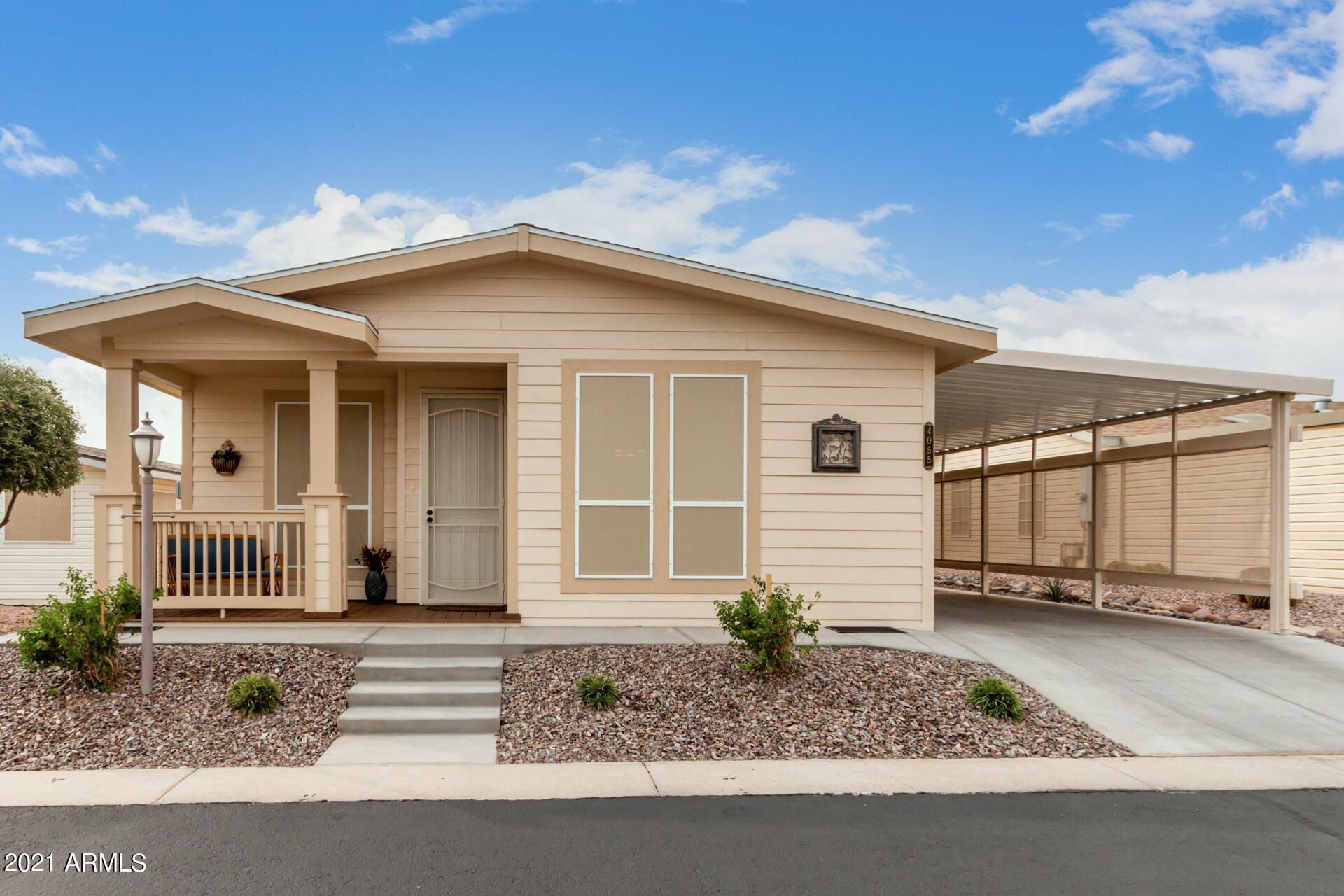 3301 S GOLDFIELD Road #4055, Apache Junction, AZ 85119 - #: 6268993