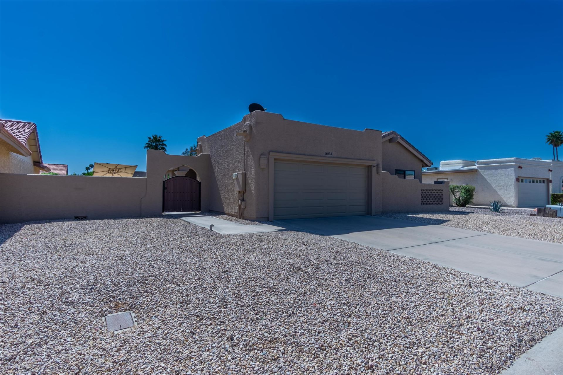 Photo of 26413 S BEECH CREEK Drive, Sun Lakes, AZ 85248 (MLS # 6222994)