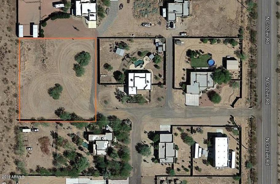 Photo of 0 N Crozier Road W, Wittmann, AZ 85361 (MLS # 6227994)