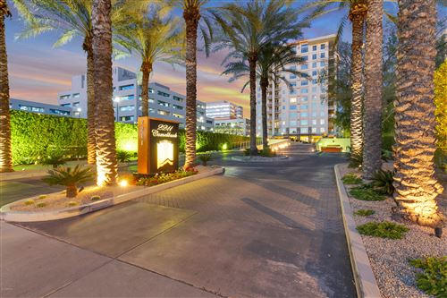 Photo of 2211 E CAMELBACK Road #907, Phoenix, AZ 85016 (MLS # 5769995)