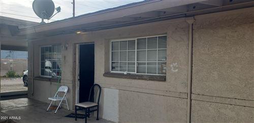 Photo of 7101 N 36TH Avenue #135, Phoenix, AZ 85051 (MLS # 6235995)