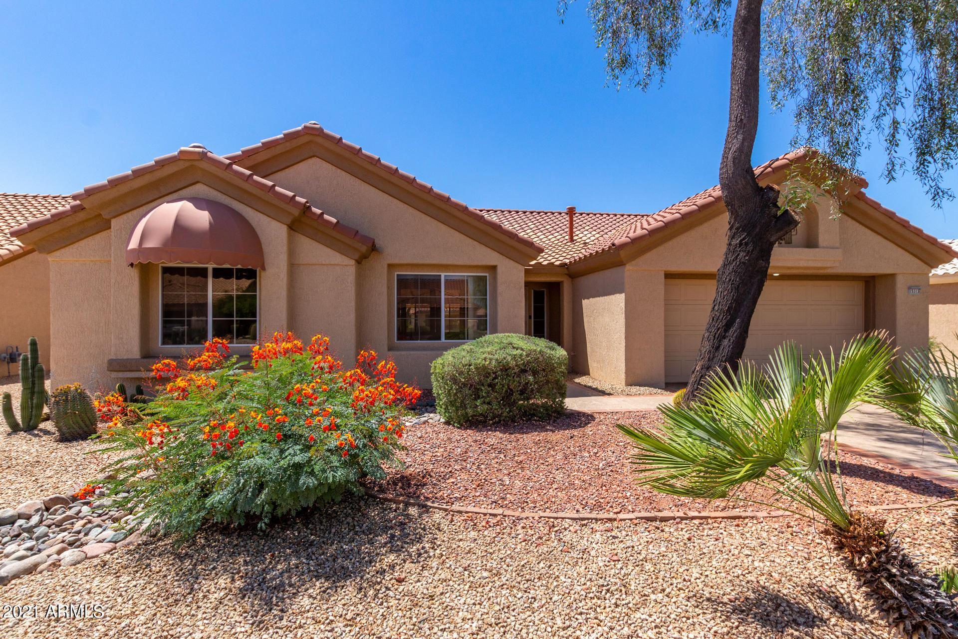 15313 W BLUE VERDE Drive, Sun City West, AZ 85375 - MLS#: 6213995