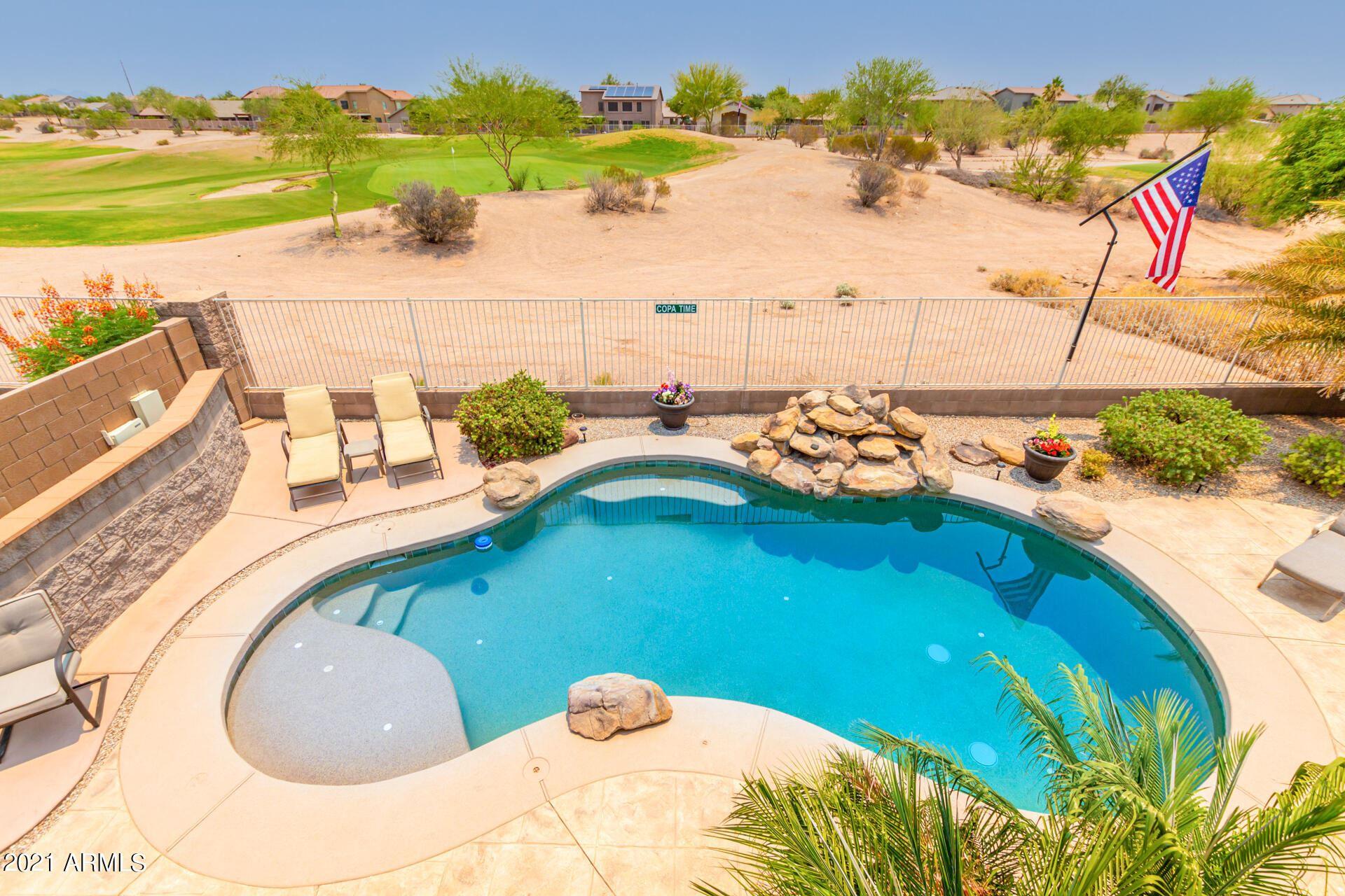 Photo for 22337 N VAN LOO Drive, Maricopa, AZ 85138 (MLS # 6251995)