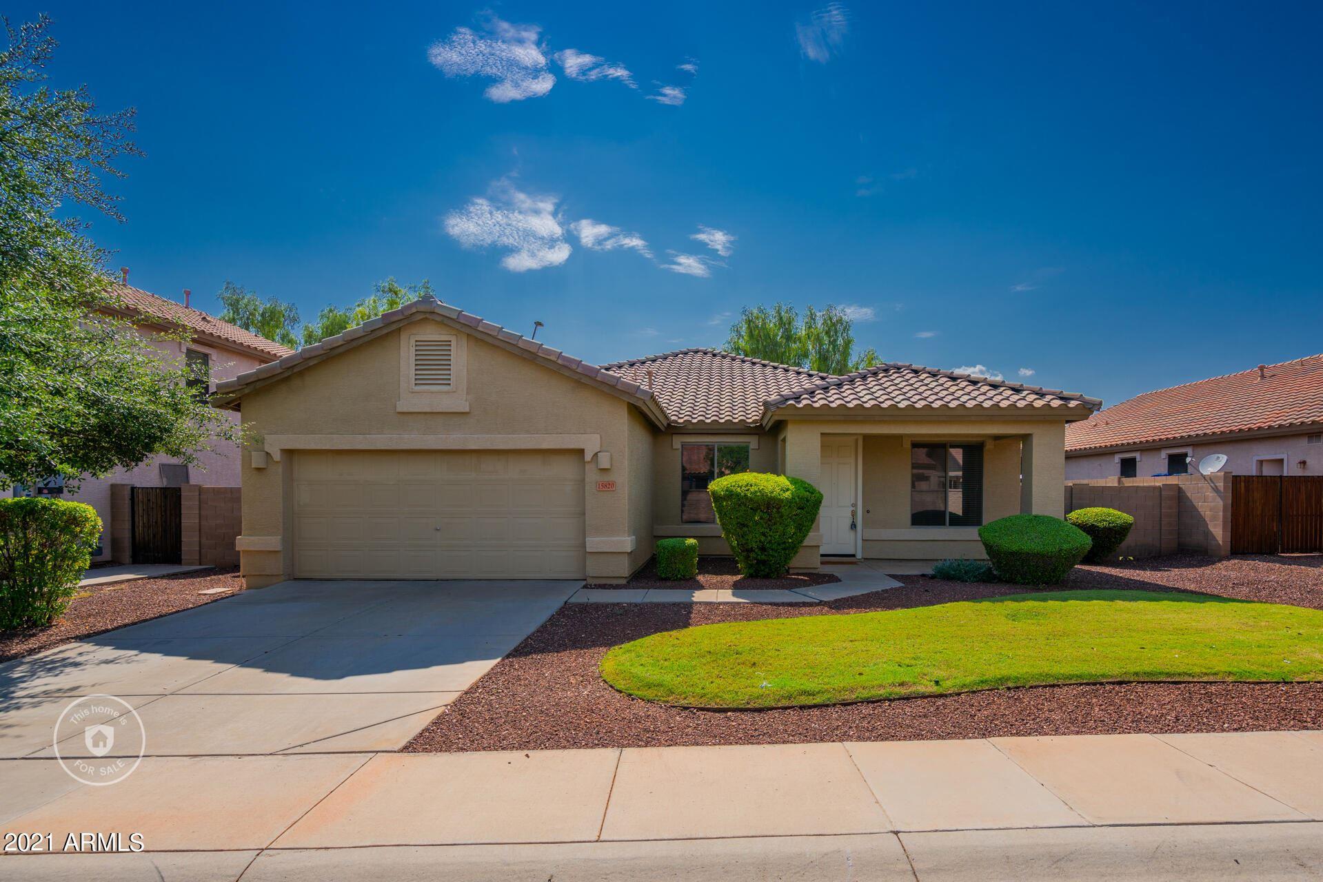 15820 N 168TH Lane, Surprise, AZ 85388 - MLS#: 6291995