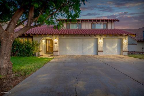 Photo of 1613 E WEATHERVANE Lane, Tempe, AZ 85283 (MLS # 6110996)