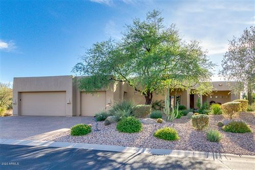 Photo of 9709 E GAMBLE Lane, Scottsdale, AZ 85262 (MLS # 6163996)