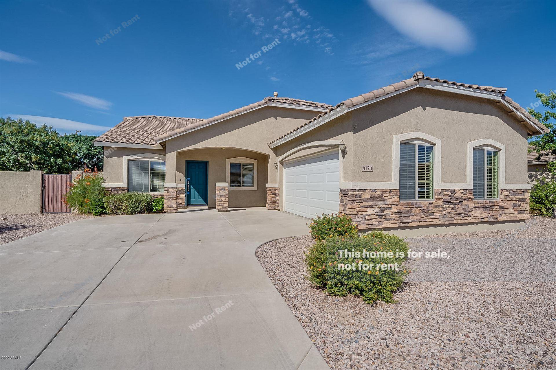 4120 E BLUE SAGE Road, Gilbert, AZ 85297 - #: 6059996