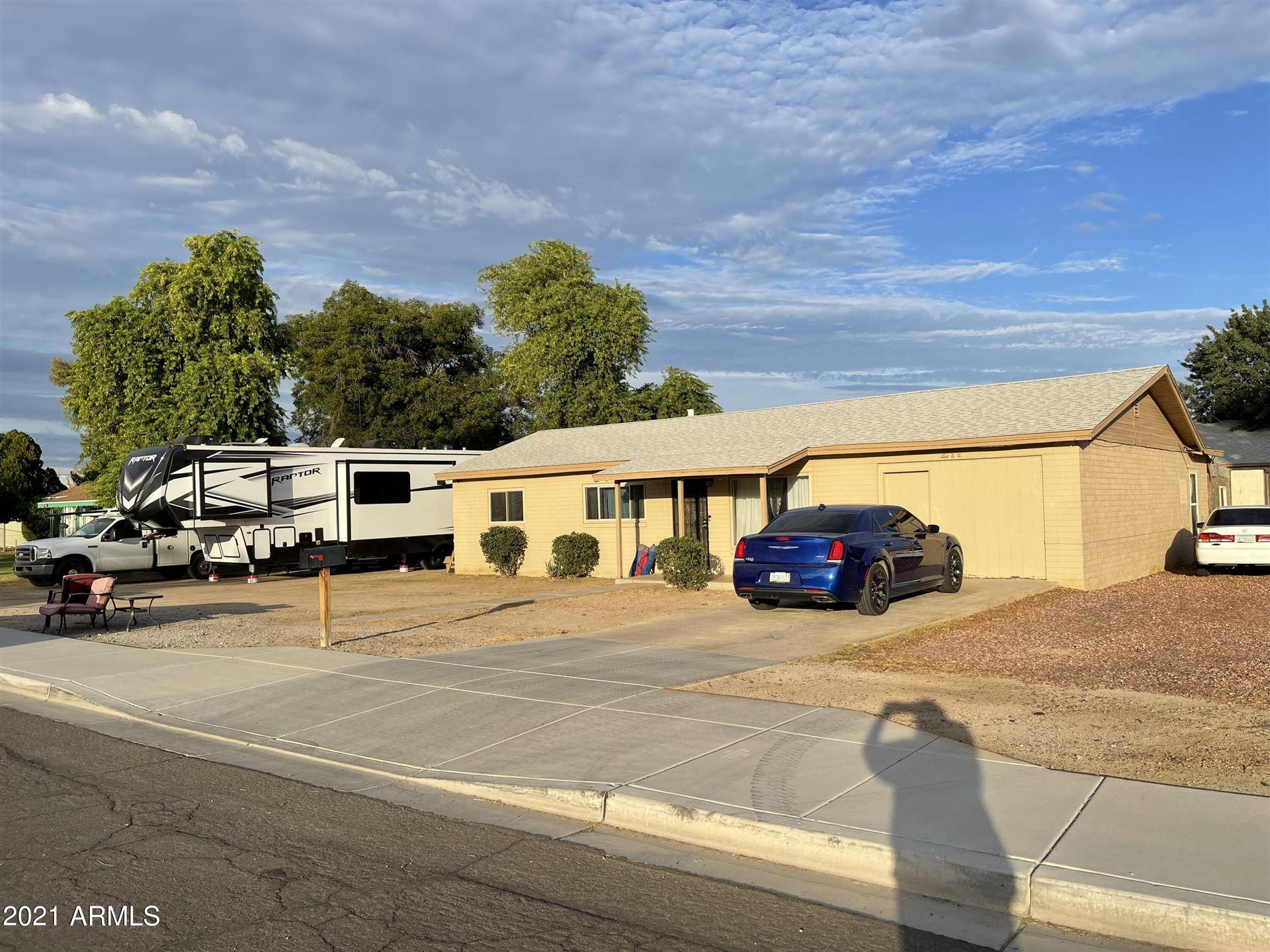 Photo of 211 4TH Avenue W, Buckeye, AZ 85326 (MLS # 6267996)