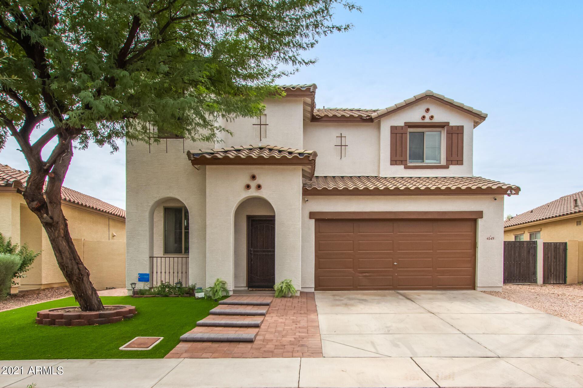 Photo of 4149 W Allen Street, Laveen, AZ 85339 (MLS # 6289996)