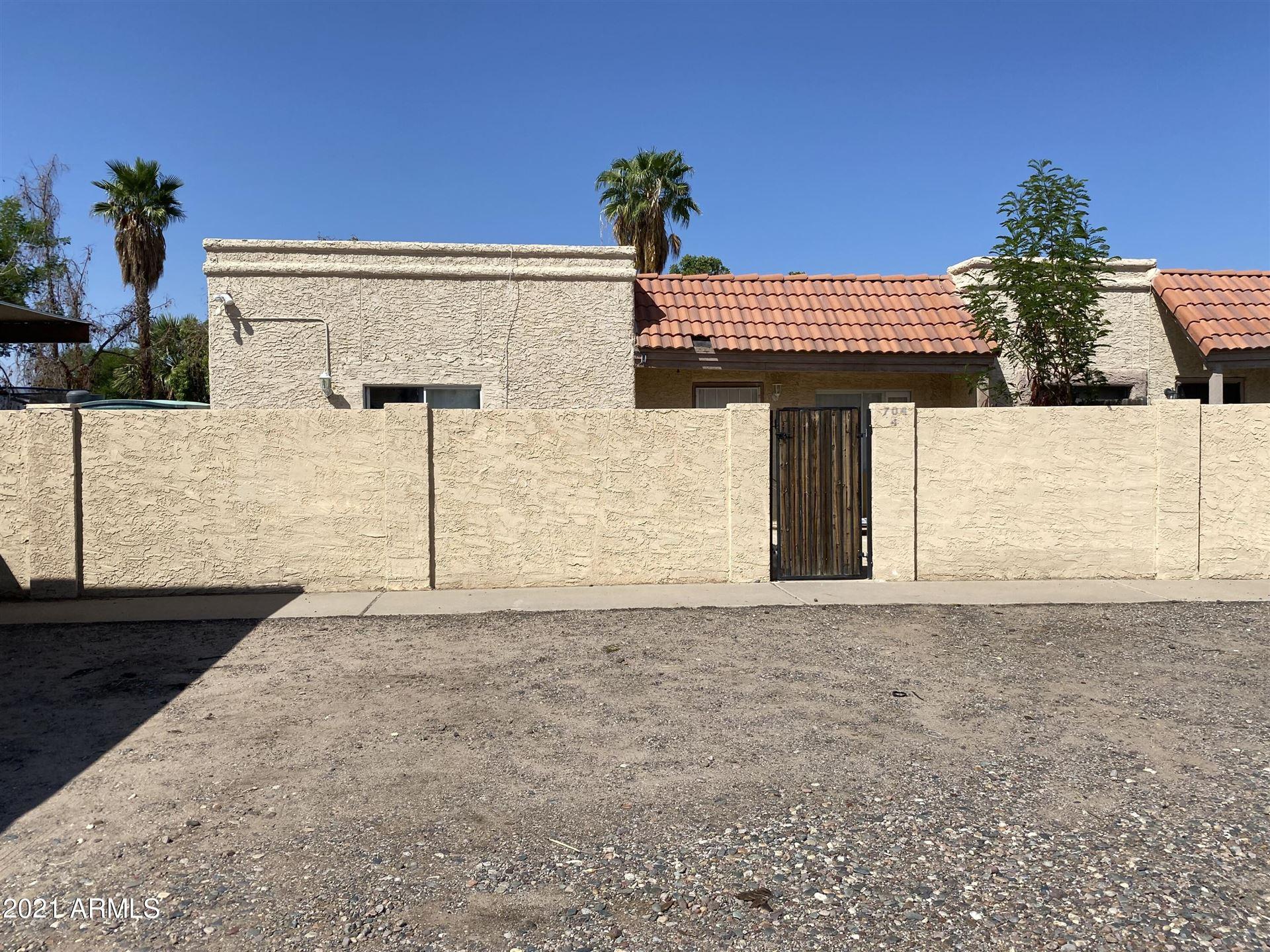 Photo of 704 N 4TH Street #4, Avondale, AZ 85323 (MLS # 6293996)