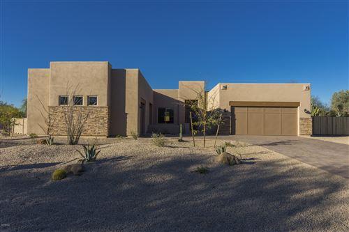 Photo of 63xxx E Dixileta Drive, Cave Creek, AZ 85331 (MLS # 6173997)