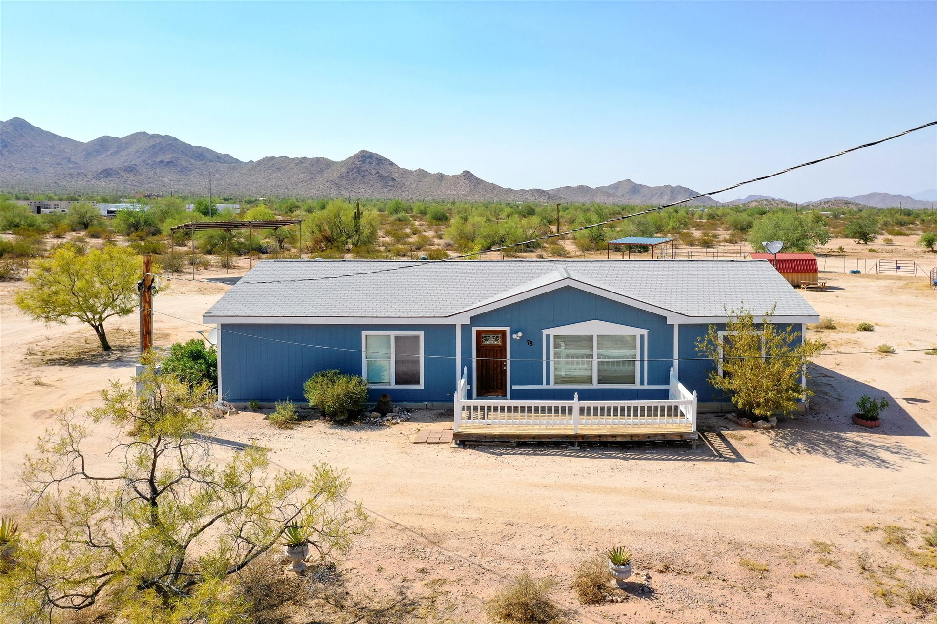 Photo for 78 S ARIDO Road, Maricopa, AZ 85139 (MLS # 6125997)