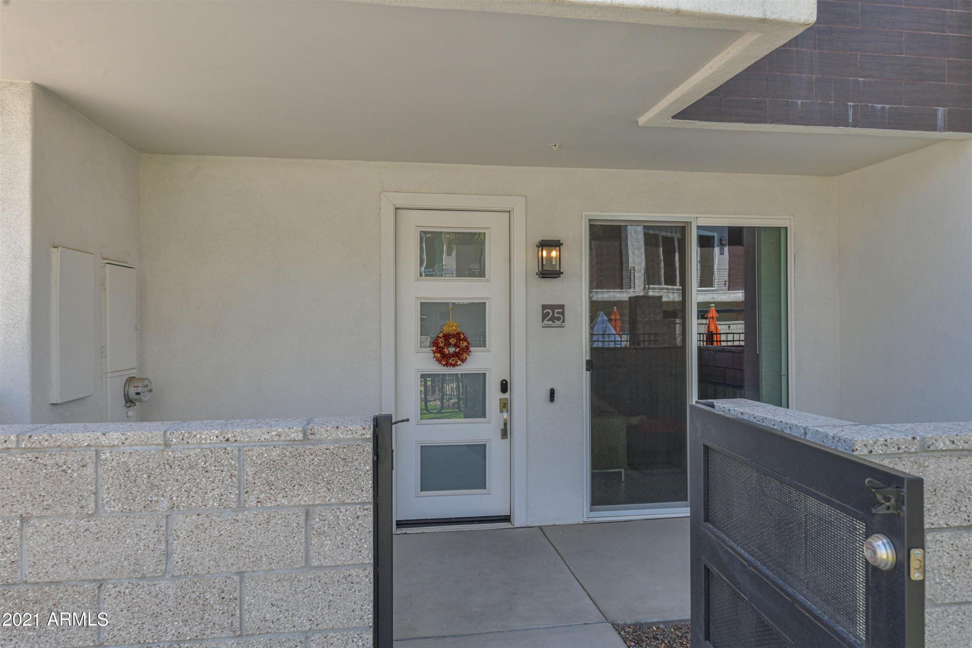 Photo of 4444 N 25TH Street #25, Phoenix, AZ 85016 (MLS # 6230997)