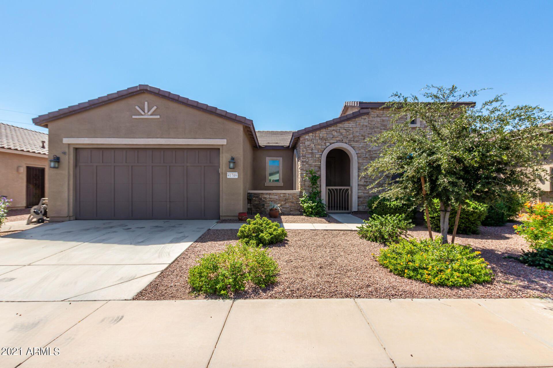 Photo for 41709 W CRIBBAGE Road, Maricopa, AZ 85138 (MLS # 6298997)